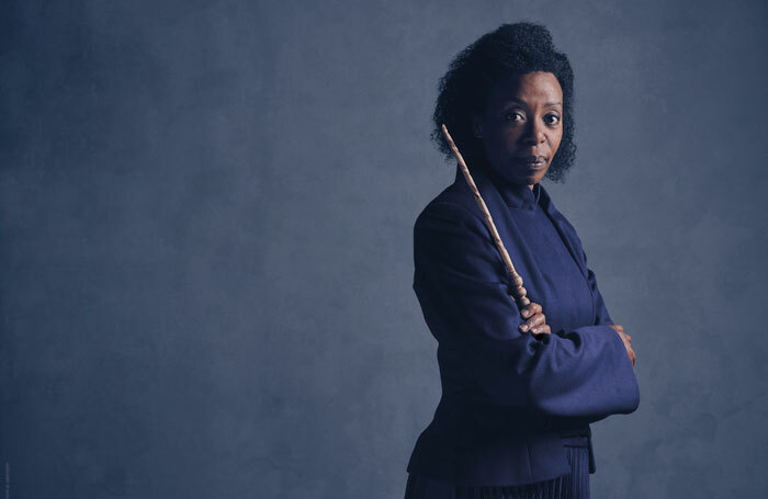 Noma Dumezweni is nominated for her role in Harry Potter and the Cursed Child. Photo: Charlie Gray