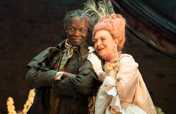 RSC accuses Daily Mail critic of 'racist attitude'