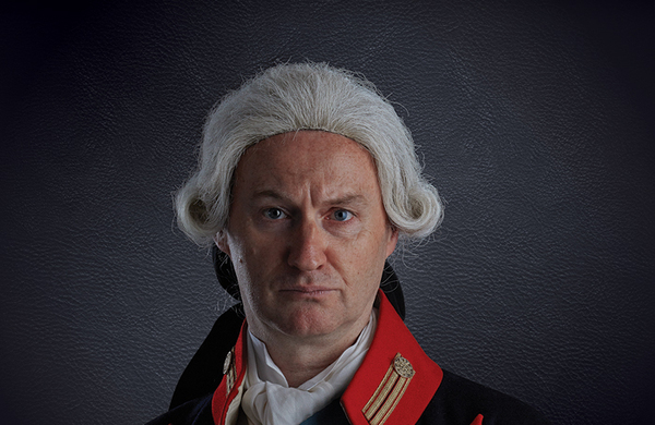NT Live to broadcast Nottingham Playhouse's The Madness of King George III