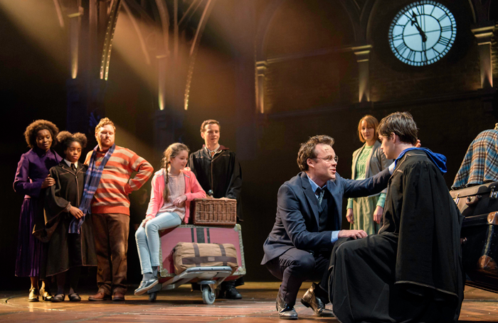 Harry Potter and the Cursed Child  lighting designer Neil Austin is among those opposing the ban. Photo: Manuel Harlan