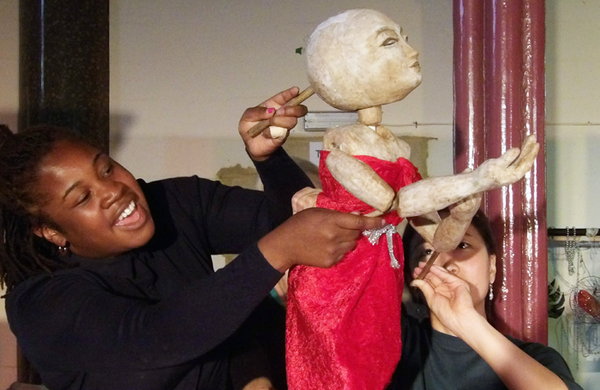 Want to learn puppetry skills? Here are the UK courses to add another string to your bow