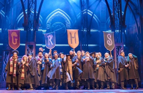Harry Potter and the Cursed Child picks up 10 nods for New York's Outer Critics Circle Awards