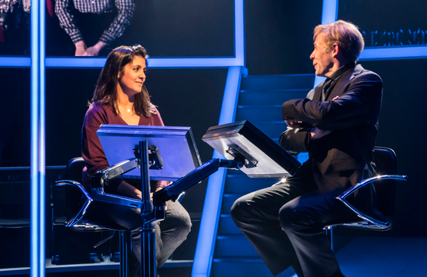 Stephanie Street: Performing in Quiz has brought me even closer to the audience
