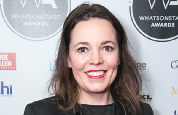Olivia Colman backs campaign urging political parties to support live arts