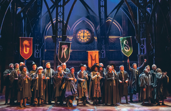 Giles Watling: EU lighting regulation will put UK hits such as Harry Potter at risk