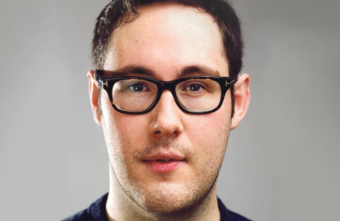 Andrew Riley. Photo: Chris Mann