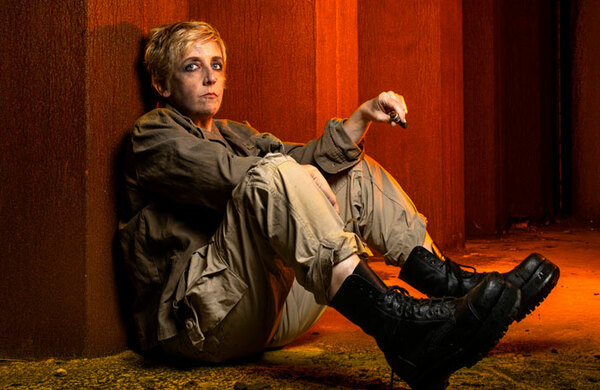 The Producers and Julie Hesmondhalgh's Mother Courage lead Royal Exchange season