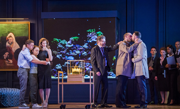 Five operas 'bashing about' the classic art form this summer