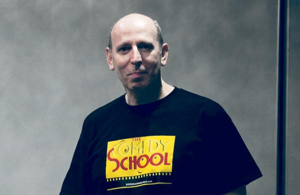 Improvisation tutor Luke Sorba: 'Don't focus on getting it right – focus on getting it done'