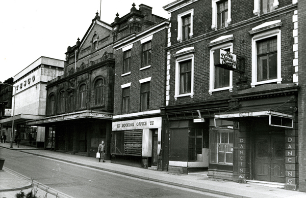 Wigan's Royal Court Theatre to be restored after more than 40 years