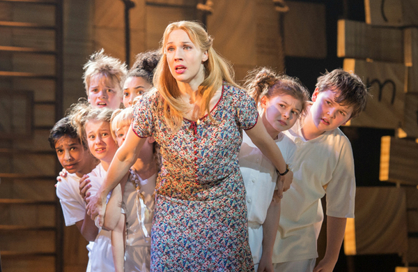Matilda the Musical moves weekday start time to 7pm