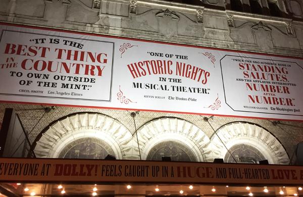Richard Jordan: Broadway advertising walks a fine line between showmanship and cynicism