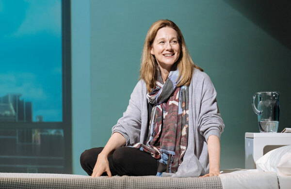 My Name Is Lucy Barton starring Laura Linney review