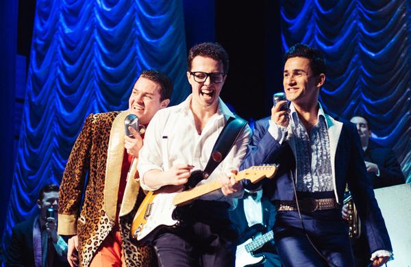 Buddy Holly musical announces 30th anniversary tour