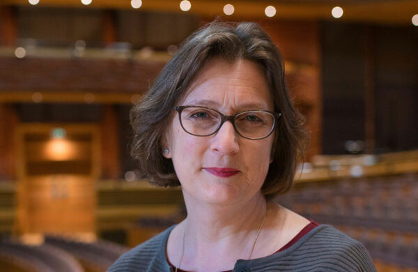 Welsh National Opera managing director Leonora Thomson: 'My goal is to make sure we are fit for the future'