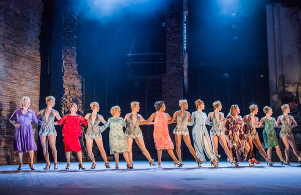 Follies, The Ferryman and The Jungle to compete at South Bank Sky Arts Awards