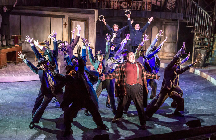 Guys and Dolls at Kilworth House Theatre