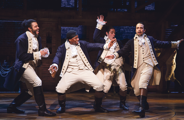 Hamilton film to be released on Disney Plus in July