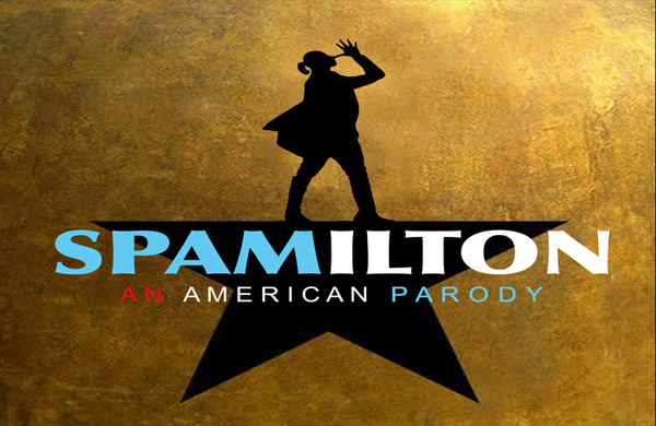 Sophie-Louise Dann and Liam Tamne cast in UK premiere of Spamilton: An American Parody