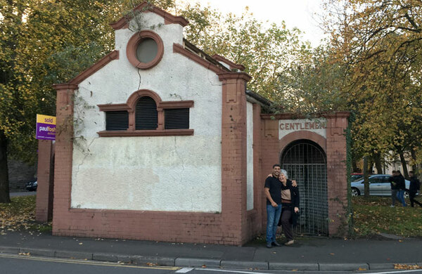 Newport toilet block wins planning permission to become 25-seat theatre