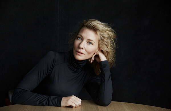 Cate Blanchett to make National Theatre debut in new Martin Crimp play