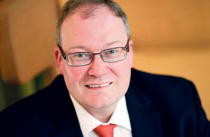 Arts Council England chief executive Darren Henley. Photo: Philippa Gedge