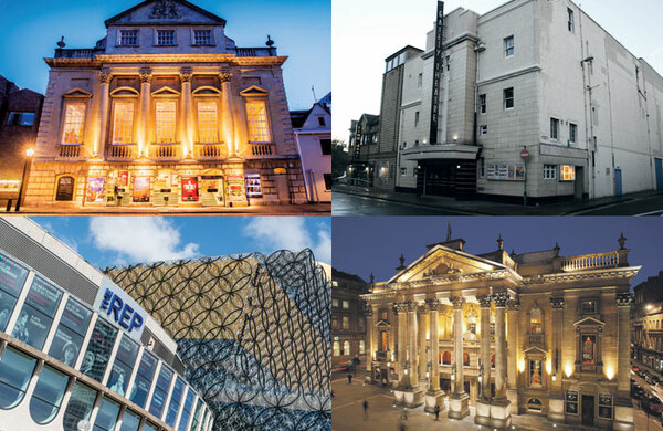 Jonathan Church: We must step up to save regional theatres before it's too late