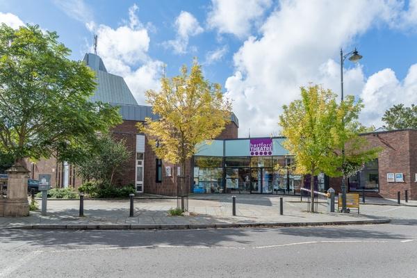 Hertford Theatre in line for £13.5 million redevelopment