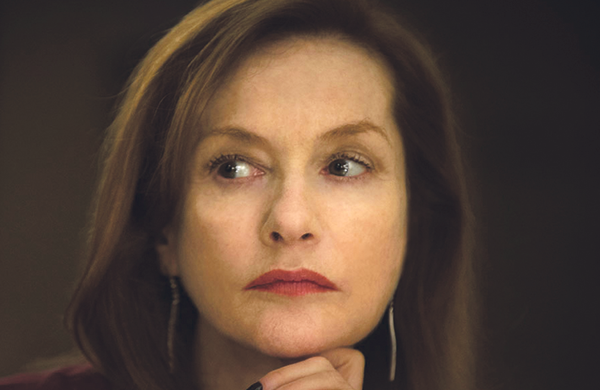 Diary: S&M with Isabelle Huppert at the Southbank Centre