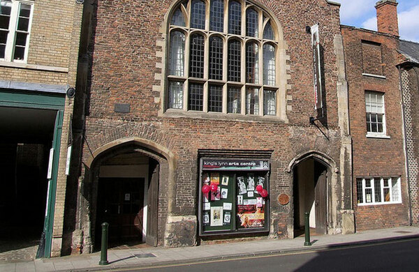 Norfolk's 15th-century theatre 'under threat', claims campaign group