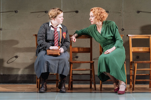 Website apologises for highlighting performer's weight in Prime of Miss Jean Brodie review