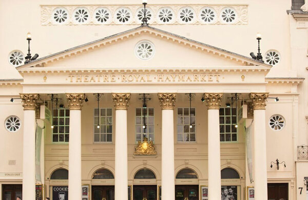 Leonard Blavatnik completes £45m purchase of Theatre Royal Haymarket
