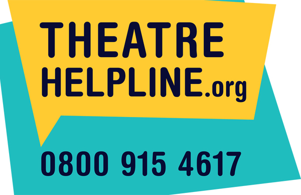 Twenty-four-hour harassment and mental health helpline launches for theatre professionals