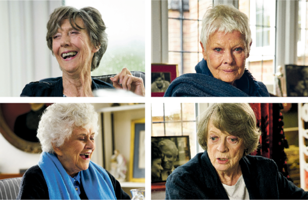 Grandes dames of the theatre connect past and present