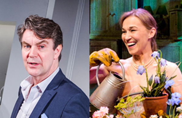 Alexander Hanson and Joanna Riding join NT Follies cast