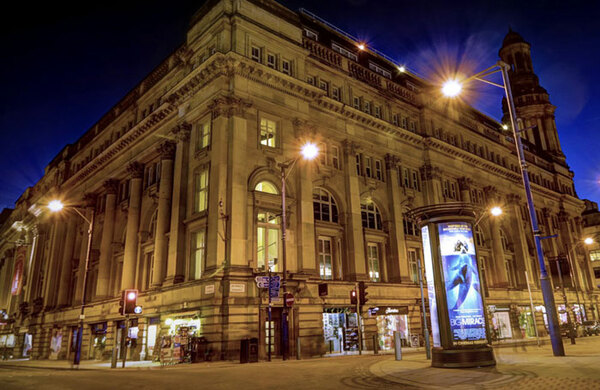 154 Collective wins Manchester Royal Exchange's Hodgkiss Award