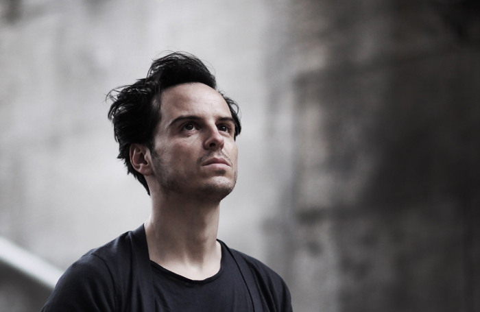 Andrew Scott in Sea Wall at the Old Vic. Photo: Kevin Cummins