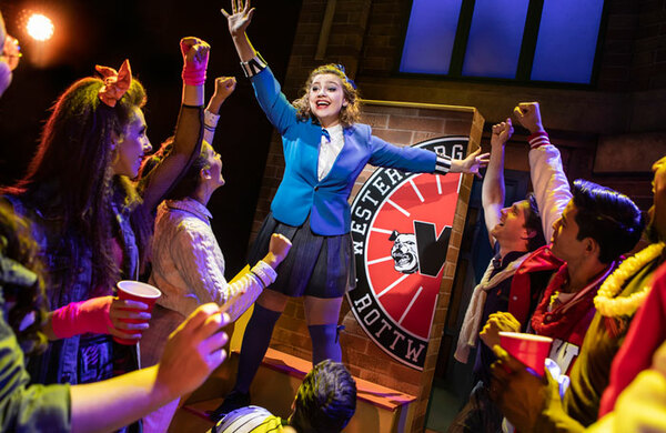 Heathers lands West End transfer following Other Palace run