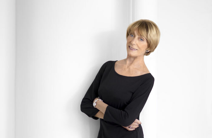 Gillian Lynne pictured in 2009. Photo: Greg Heisler