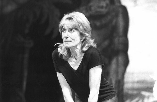 West End to dim lights in memory of Gillian Lynne