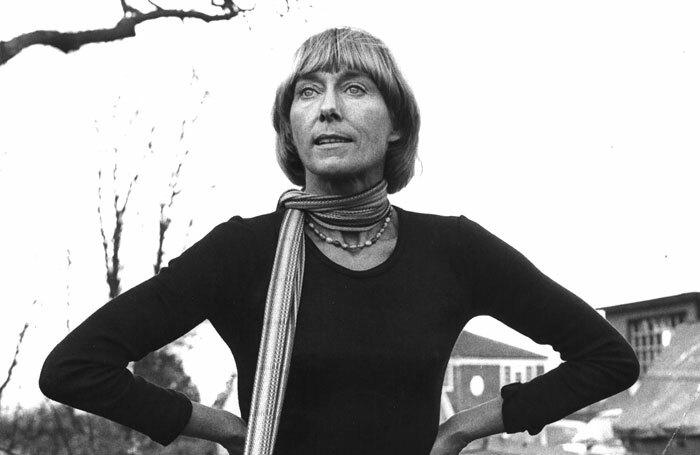 Gillian Lynne in the 1970s