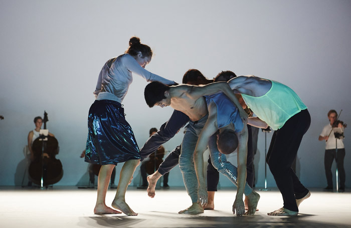Andersson Dance and Scottish Ensemble's Goldberg Variations. Photo: Hugh Carswell