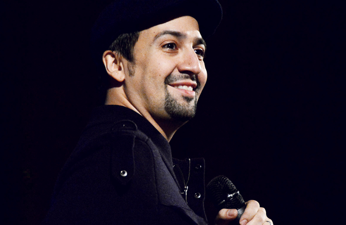 Lin-Manuel Miranda. Photo: Howard Sherman