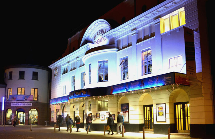 The Marina Theatre, one of the venues for HighTide Festival Lowestoft