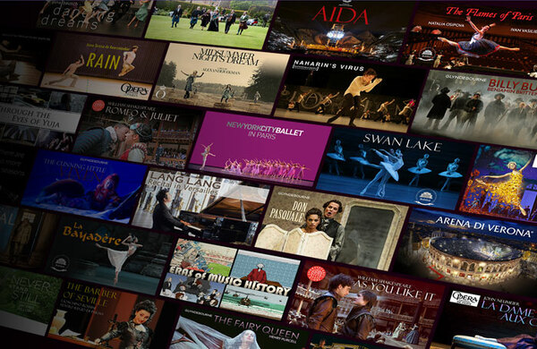 On-demand TV service launches as 'Netflix for arts lovers'