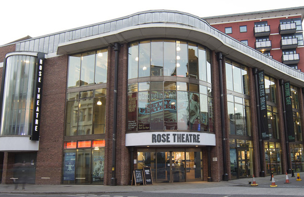 Rose Theatre Kingston launches auditorium overhaul as part of redevelopment project