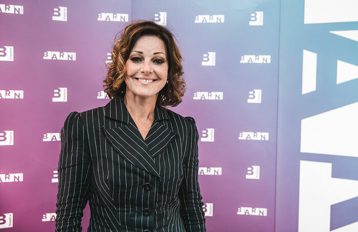 Ruthie Henshall at the press night of Barn Theatre's The Rise and Fall of Little Voice. Photos: Courtesy of Barn Theatre