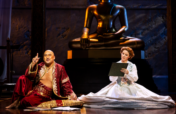 The King and I at the London Palladium – review round-up