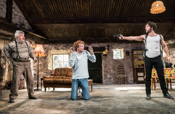 The Lieutenant of Inishmore at the Noel Coward Theatre – review round-up
