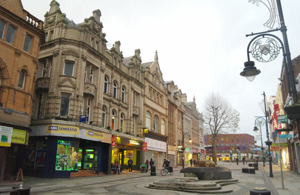 Warrington in line for first theatre in 27 years